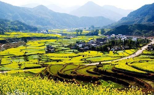 怎么去婺源 杭州去江西婺源怎么最方便  婺源在哪里 江西婺源有哪些好玩的地方