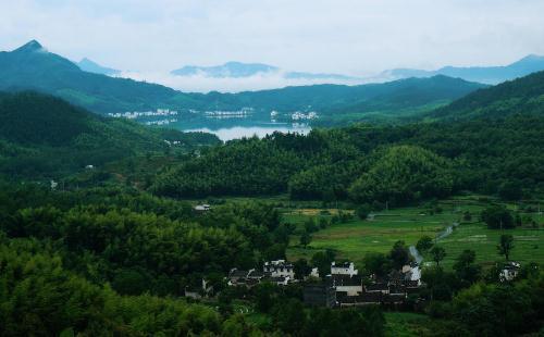 黄山宏村旅游攻略自助游
