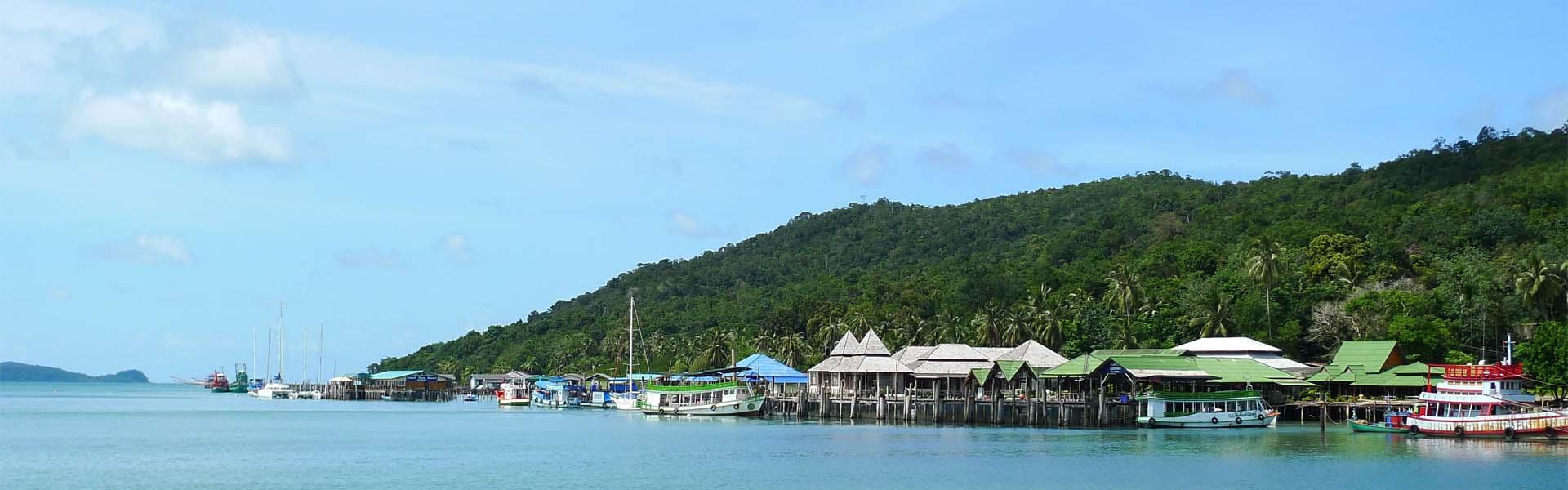 泰国象岛自助游攻略  泰国象岛怎么去