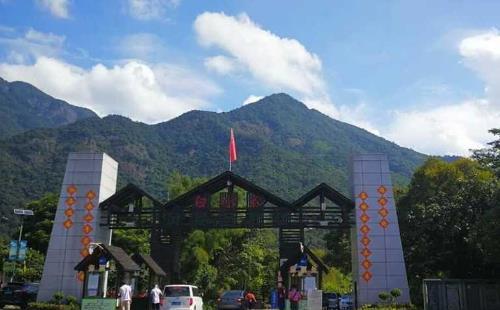 广州增城白水寨一日游攻略