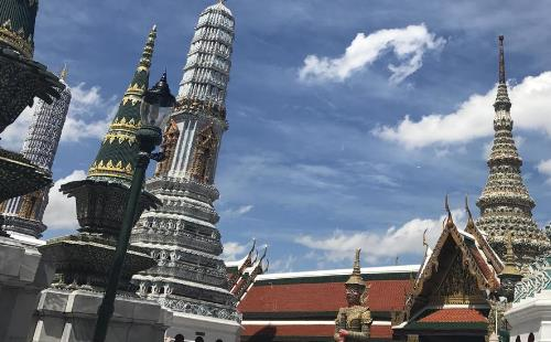 泰国曼谷、沙美岛、芭提雅旅游景点图片