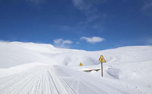 去长白山天池雪滑雪场怎么坐车