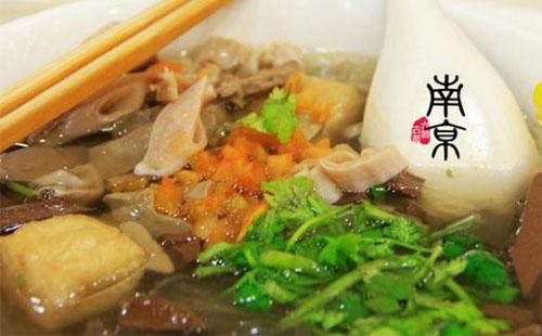 南京特色美食小吃 南京特色美食推荐