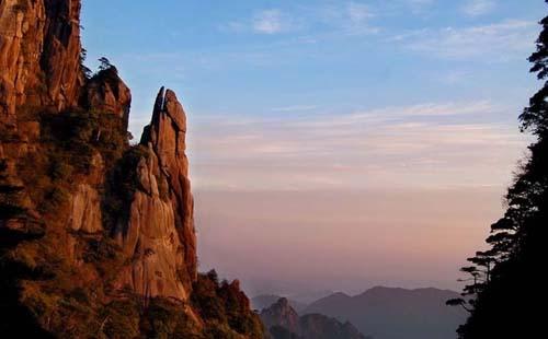 三清山最佳观赏日出日落地点在什么地方