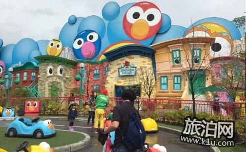 日本环球影城有什么好玩的