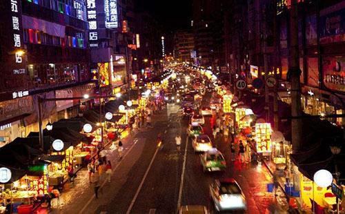 天津海门夜市在哪里2018 天津海门夜市营业时间
