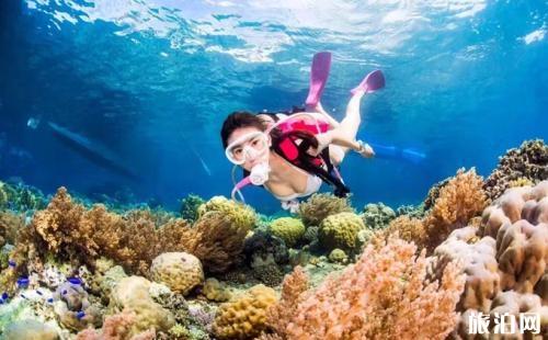 浮潜和深潜有什么区别