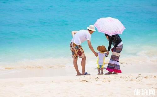 暑假带孩子看海去哪里好