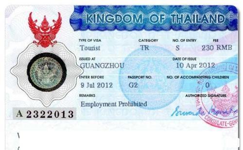 泰国签证延期如何办理 泰国签证分几种类型