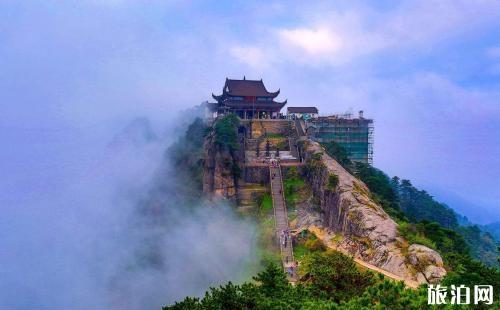 九华山有哪些景点 九华山推荐游览路线