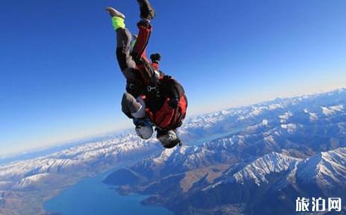 高空跳伞安全吗 高空跳伞攻略