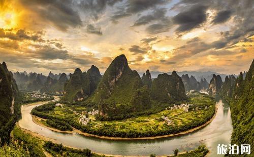 阳朔旅游必去景点 阳朔有哪些旅游景点