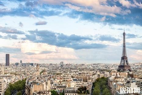 海南航空深圳直飞巴黎12月21日起 法国签证办理流程2018