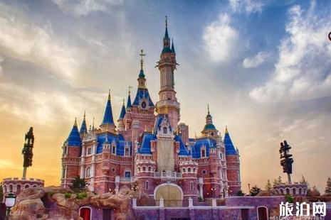 上海迪士尼项目一览表 上海迪士尼哪个项目好玩