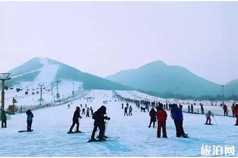 北京云佛山滑雪场 滑雪票+戏雪票+教练票价格