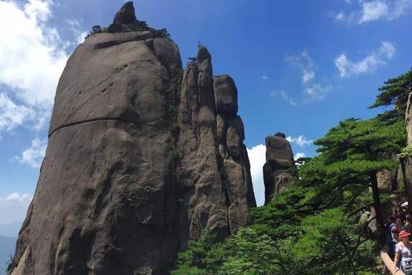 北京出发到黄山自驾游攻略
