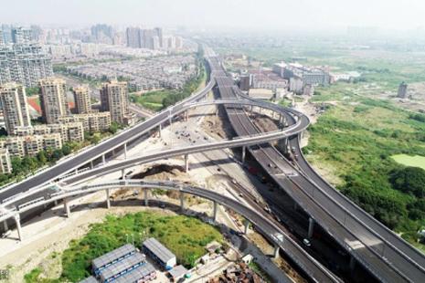 东湖高架三期何时通车 2019杭州东湖高架路出入口设置+限行规定