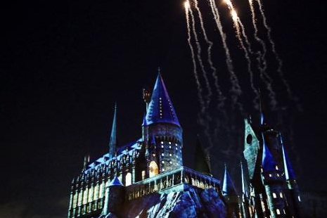 2018大阪环球影城哈里波特城堡灯光秀时间+地点+圣诞活动