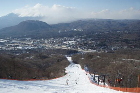 2019日本新潟县滑雪长地址+开放时间+门票价格