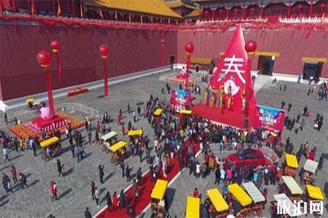 2019横店春节大庙会1月28日至2月19日