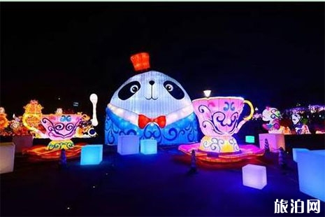 2019成都熊猫灯会交通管制+怎么去熊猫灯会