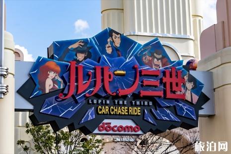日本环球影城哪些项目好玩