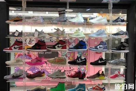 曼谷球鞋店推荐