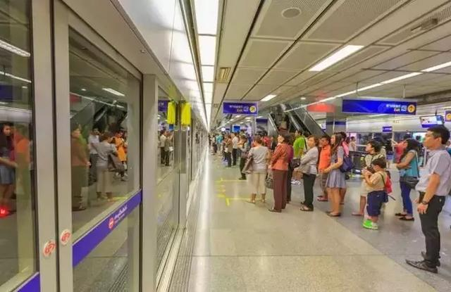2019泰国曼谷交通攻略及详细乘车指南