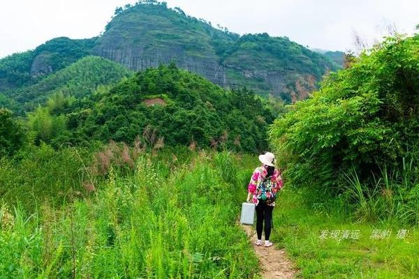江西南武当山徒步路线及攻略