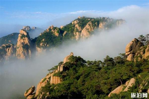 山东日照十大旅游景点