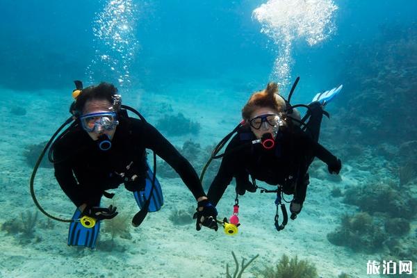 泰国斯米兰岛哪里适合潜水