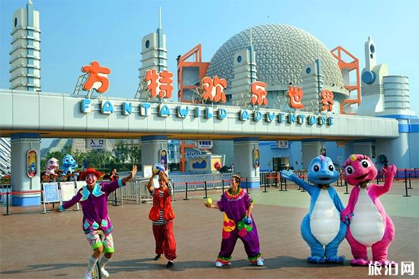 芜湖方特欢乐世界有哪些必玩项目 推荐交通路线