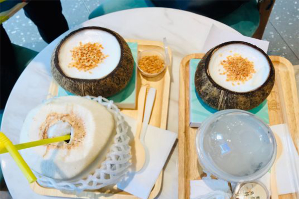 广州沙面附近下午茶店铺推荐