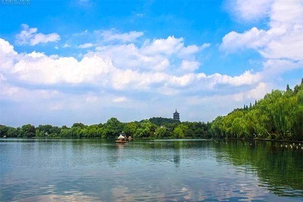 杭州地铁一号线附近有哪些美景