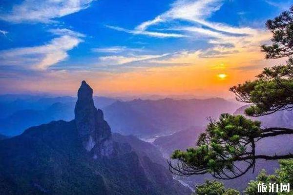 神仙居地理位置 神仙居有什么景点