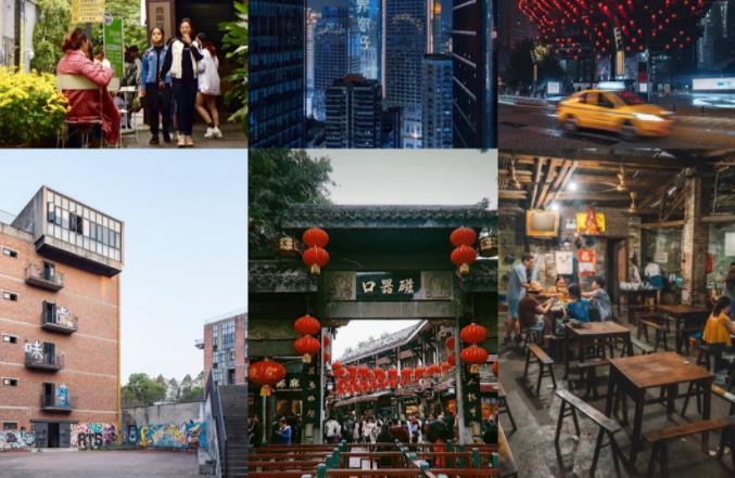 重庆旅游地图景点大全 重庆旅游攻略最新版