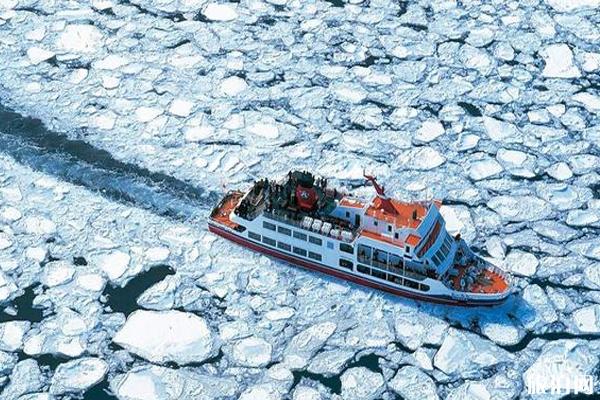 北海道流冰形成原因 北海道流冰哪里看