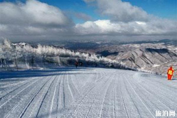 万龙滑雪场11月2日开板 附门票价格+缆车运行时间