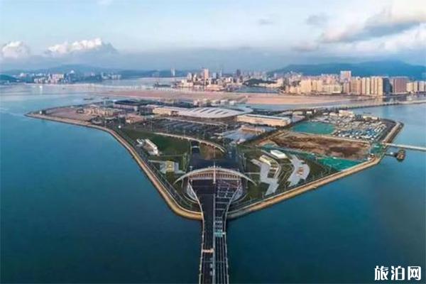 港珠澳大桥珠海公路口岸停车场收费标准