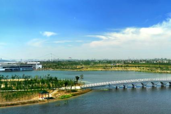 2020靖江牧城公园交通门票及景点介绍