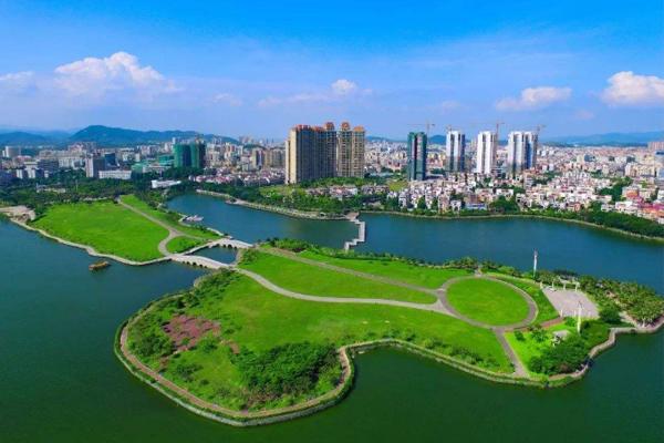 2020阳江鸳鸯湖公园交通气候及景区介绍