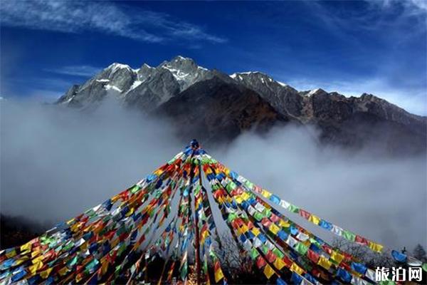 2020贡嘎雪山海拔多少米 贡嘎雪山周边有多少小景点-最佳拍摄位