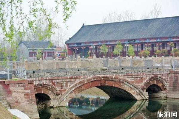 2020漯河小商桥景区旅游攻略 漯河小商桥景区门票交通天气景点介绍