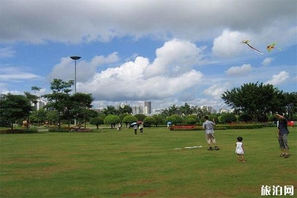 海口万绿园游玩攻略 万绿园有什么好玩项目