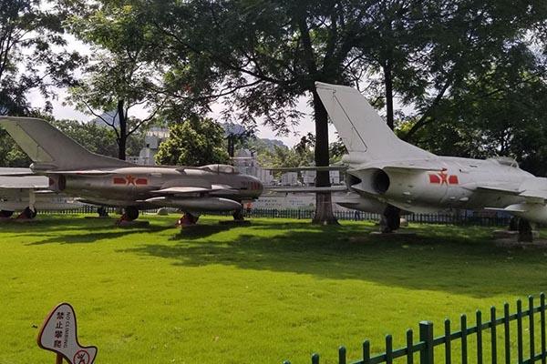 2020柳州军事博物园旅游攻略 柳州军事博物园门票交通及地址