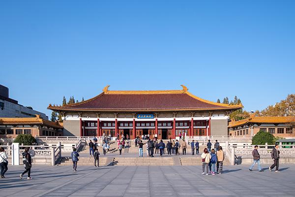 南京博物院要不要门票 南京博物院里有什么