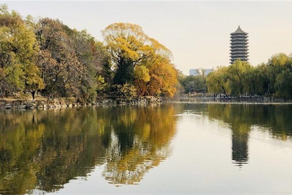 2021博雅塔简介地址及景区介绍